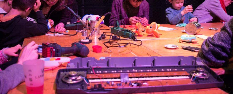 Jouons ! #3 : Musique & Bricolage