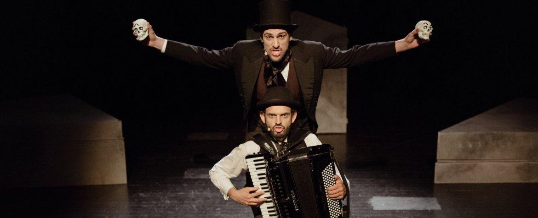 "Firmin & Hector ""Croque-Morts Chanteurs"""