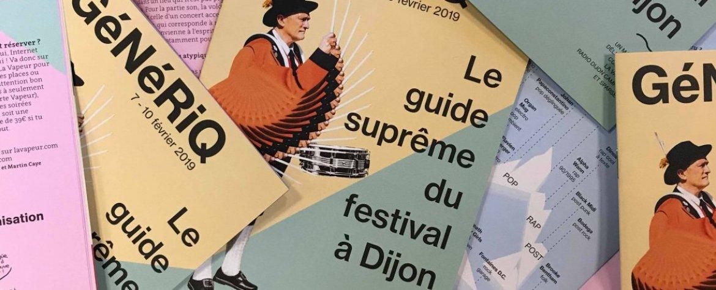 Le guide suprême du festival à Dijon