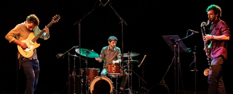 D'Jazz Kabaret : KOLM trio