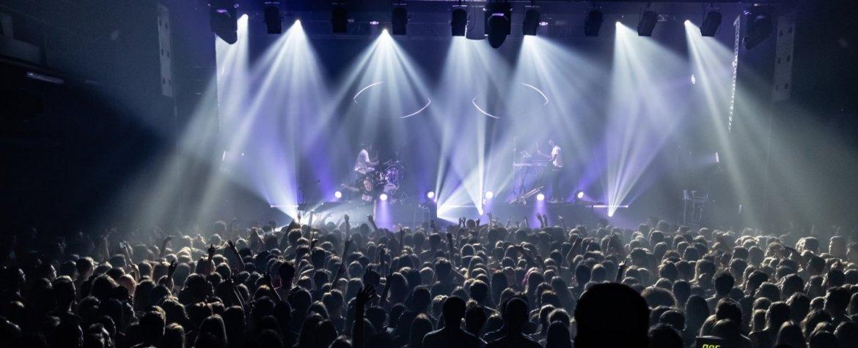 Le son et l'acoustique d'un lieu de concert
