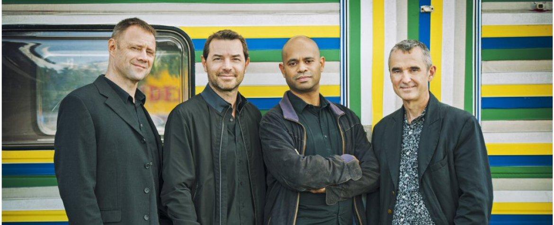 Sébastien Texier & Christophe Marguet quartet