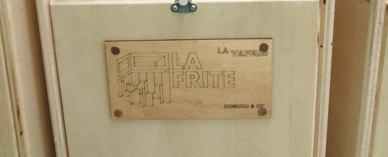 La Frite à La Colombière (Dijon)