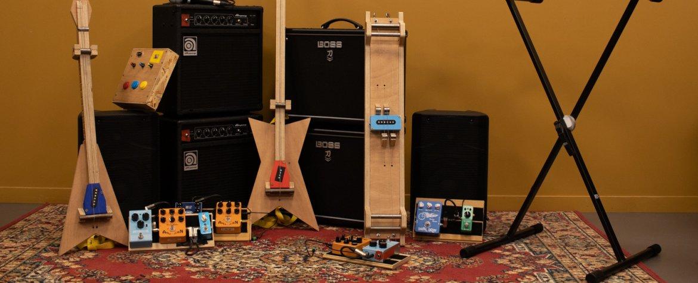 "Prêt d'instruments – Les ""Kits Rock"""