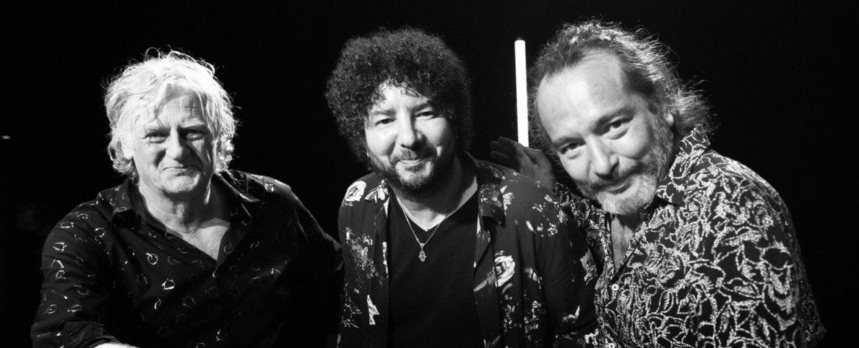 Mademoiselle : Rodolphe Burger, Sofiane Saïdi, Mehdi Haddab